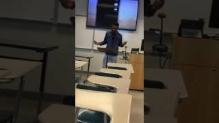 Nyjil Ferrell's Introduction Speech 10/9/2016