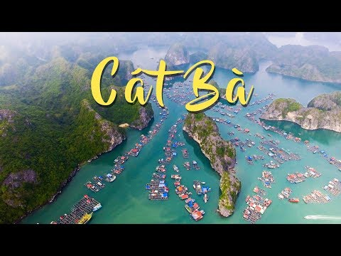 Looking at this, Cat Ba is more beautiful than Ha Long