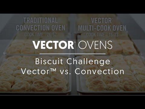 Vector VMC-H2H 2 Shelf Multi-Cook Oven - DE955 Product Video