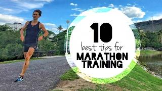 Marathon Running   10 Best Training Tips
