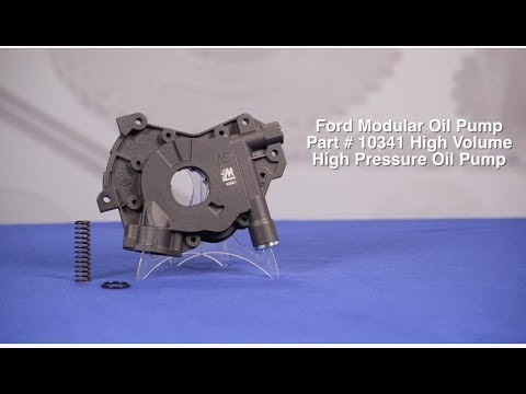 Ford 4.6L & 5.4L  HV Oil Pump, Melling Part #10341