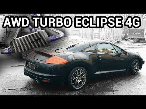 2009 Mitsubishi Eclipse GS 4G HOW to make AWD swap