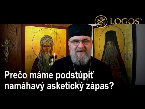 OTCOVIA PÚŠTE (392) Sv. Izák Sýrsky - Povzbudenie k asketickému životu 2