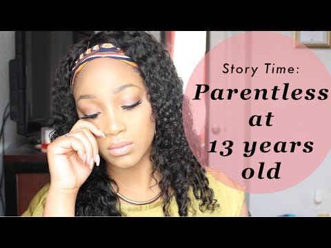 Story Time: Parentless at 13 Years Old | My Life Story