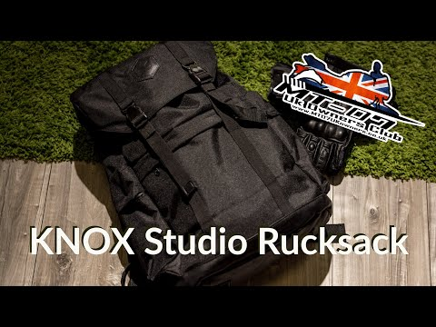 Knox Studio Rucksack Review