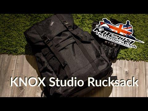 Knox Studio Rucksack Review