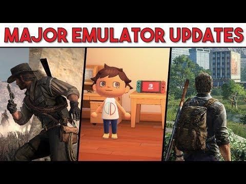 The Latest MAJOR Updates to Cemu, Yuzu, RPCS3 & Xenia Emulators