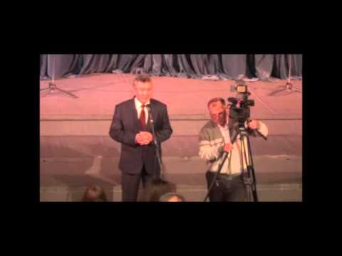 Встреча земляков 26 октября 2015 года в Уфимском государственном татарском театре