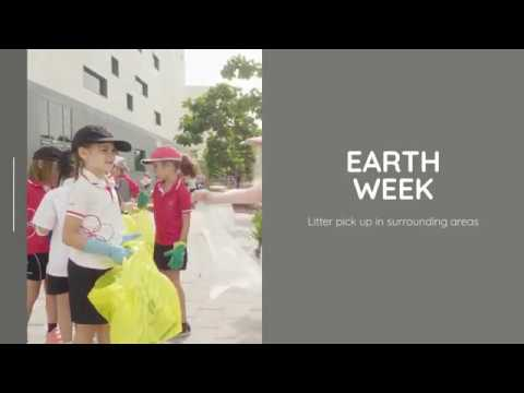 Earth Week at SISD