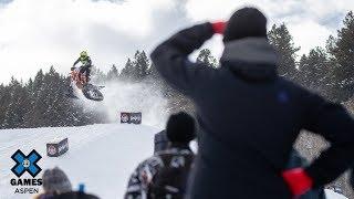 Adaptive Snow BikeCross: FULL BROADCAST | X Games Aspen 2019