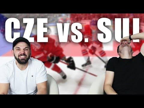 ČESKO - ŠVÝCARSKO | MS v hokeji 2019