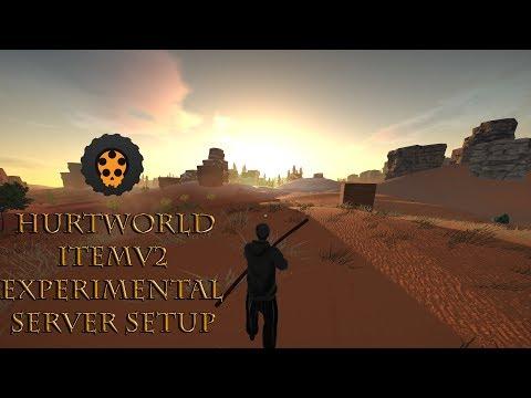 TUTORIAL/VIDEO] How to setup a ItemV2 server (Windows