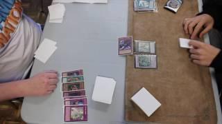 Yugioh Duels #195 Paleozoic Frogs vs Minerva Swarn - OCS Pre-lim 4 Round 2 Match 2