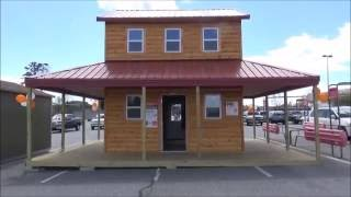 Tiny House for sale at Home Depot