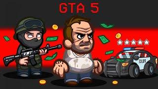 GTA 5 Mod in Among Us!