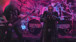 Video Halford Revival - Victim Of Changes (Live in Kbely, Prague) 18.1