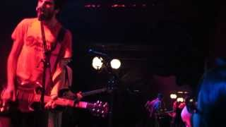 "Titus Andronicus-""Still Life with Hot Deuce and Silver Platter""-LIVE Gr. Am. Music Hall, SF, 9.8.13"