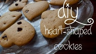 14 Days Of Valentine (Day 2): Heart-Shaped Cookies