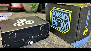 Which is Better? getfpv FPV Crate vs. Rotor Riot Kwad Box Boosted! Drone Parts Monthly Subscription!