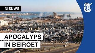 'Explosie Beiroet door nalatigheid corrupte politici'
