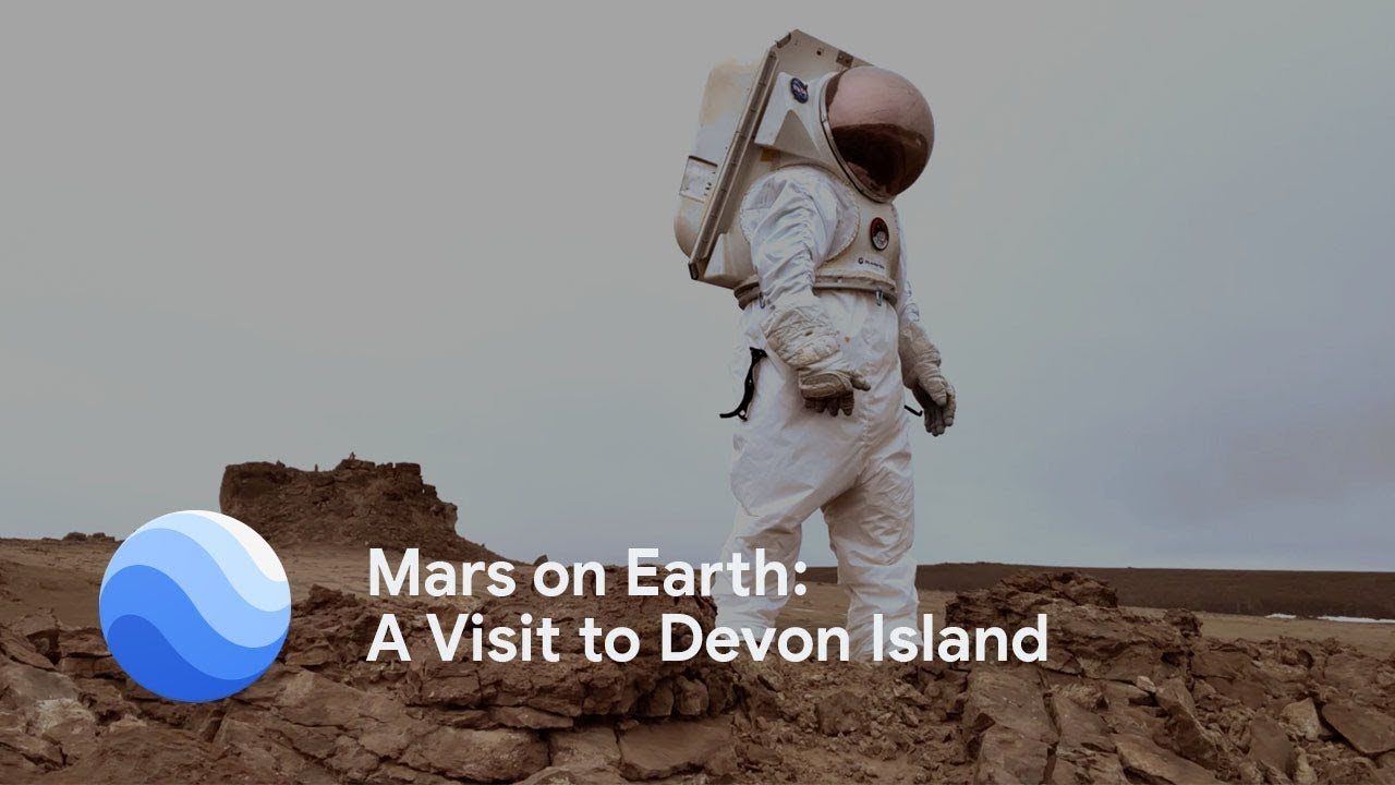 Mars on Earth: A Visit to Devon Island