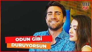 Kerem Ve Ayşe'nin Fotoğraf Çekimi   Afili Aşk 9. Bölüm