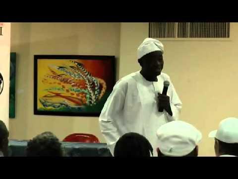 Popoola on Building good Ifa and Orisa Communties