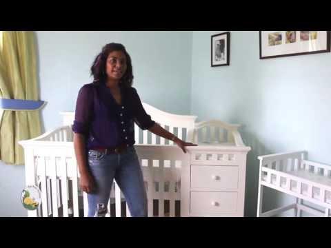 Babeelicious VLog Episode 5 – How a Convertible Crib works