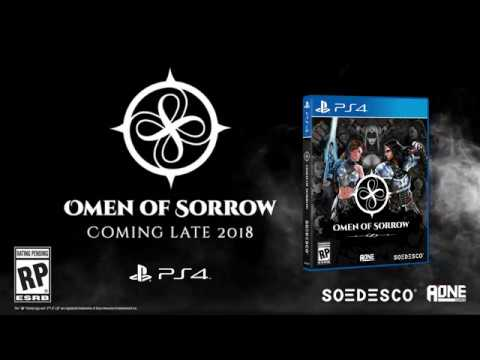 Omen Of Sorrow - Announcement Trailer - ESRB thumbnail