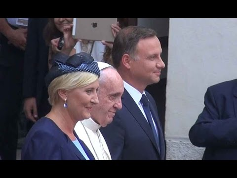 Prezydent Duda po spotkaniu z Franciszkiem