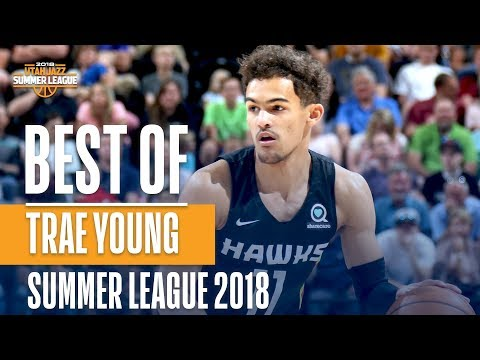 655fd0ccb31b Best Of Trae Young From The 2018 NBA Utah Summer League