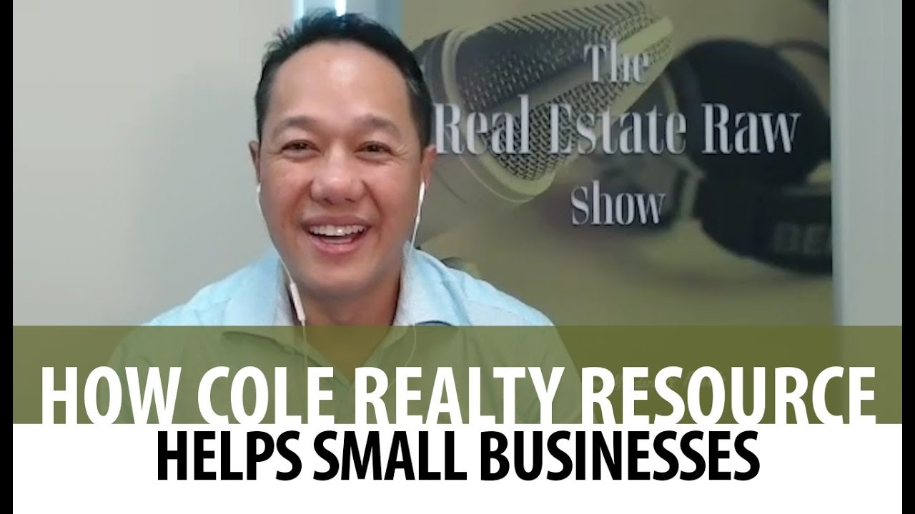 Real Estate Raw: Cole Realty Resource