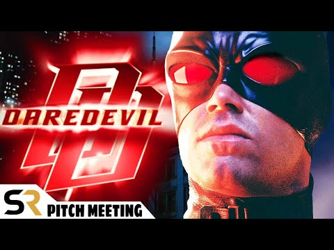 Daredevil (2003) Pitch Meeting