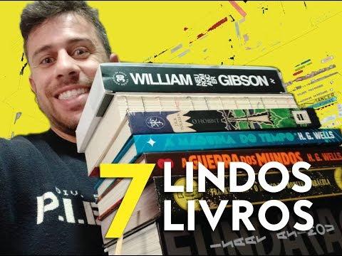 LINDOS LIVROS - PARTE 1