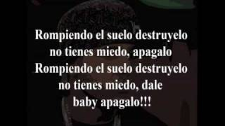 daddy yankee temblor lyrics
