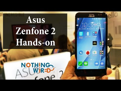 Asus Zenfone 2 Review ZE550ML: MWC 2015 Hands on Features, specs, camera test, price