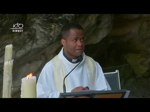Chapelet à Lourdes du 22 mai 2020