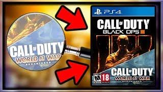 Treyarch Tease World at War Remastered Bundled With BO4?! (Black Ops 4 WaW Remastered Bundle?)