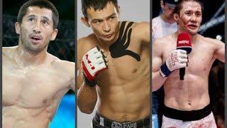 ПЕРВЫЙ КАЗАХ В UFC КТО ИМ СТАНЕТ? ТОП 5 БОЙЦОВ!