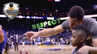 """NBA """" RESPECT """" Moments Part 2"""