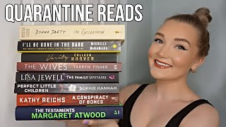What Ive Read In Quarantine - Quick Book Reviews