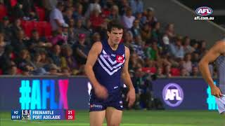 Adelaide's Historic Night Of AFLX