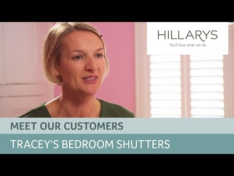 Choosing shutters: Meet Tracey YouTube video thumbnail