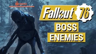FALLOUT 76: PvP Fast Travel, SPECIAL Respecs, and BOSS Enemies!! (Fallout 76 Details)