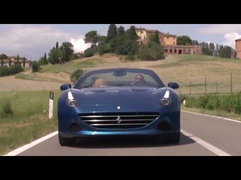 Ferrari California T - CHRIS HARRIS