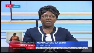 Dau La Elimu: KCSE ilisaihishwaje 2016? -  Sehemu ya Tatu