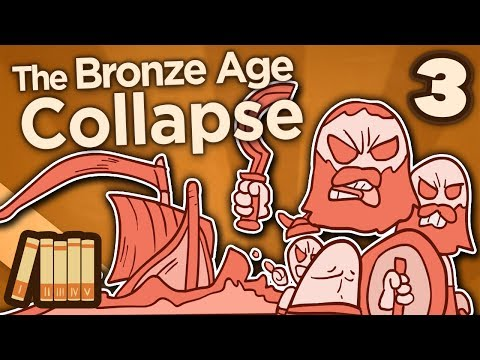 Kolaps doby bronzové: Oheň a meč