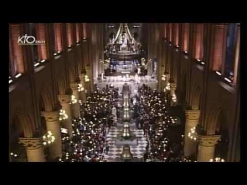 Messe et bénédiction des huit nouvelles cloches