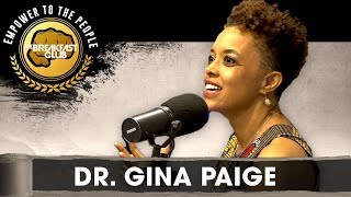 The Breakfast Club - Dr. Gina Paige Shares The Breakfast Club's African Ancestry Lab Results