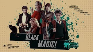 ✨ Chilling Adventures at Hogwarts   Black Magic!